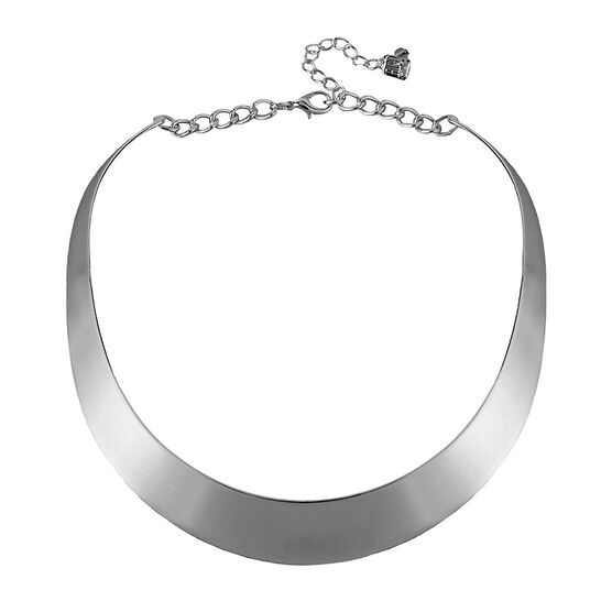 Robert Lee Morris Half Moon Collar Necklace