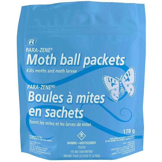 Recochem Moth Balls Packets - 170g