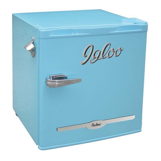 Igloo 1.6 cu.ft. Retro Bar Fridge - Blue - FR176