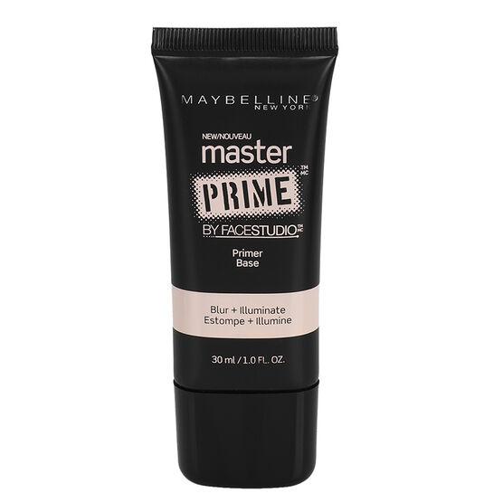 Maybelline Face Studio Master Prime Primer - Blur and Illuminate