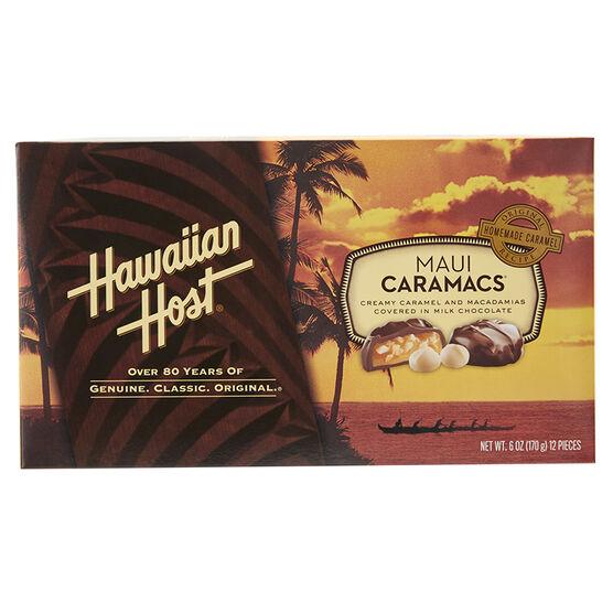 Hawaiian Host Maui Caramacs - 170g