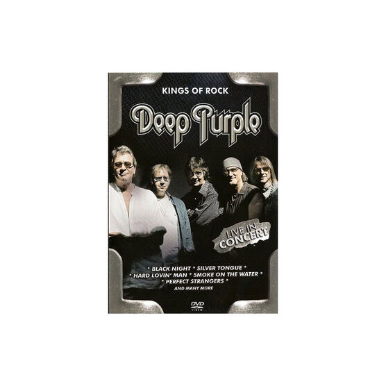 Deep Purple: Kings Of Rock - DVD