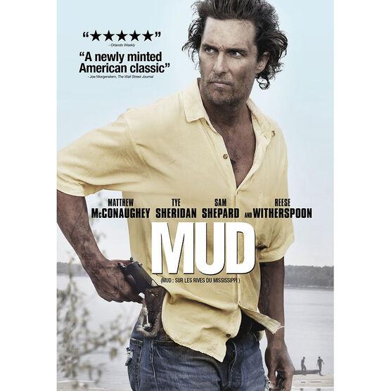 Mud - DVD