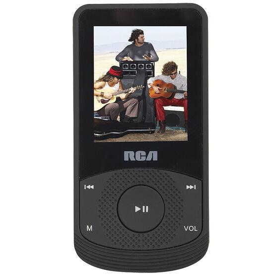 RCA 4GB Digital Media Player - Black - M6504