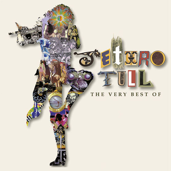 Jethro Tull - The Very Best of Jethro Tull - CD