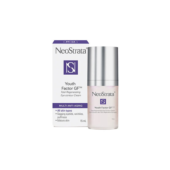 NeoStrata Youth Factor GF Total Regenerating Eye Contour Cream - 15ml