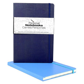 Spicebox Personal Notebook - Navy/Blue - 2 Pack