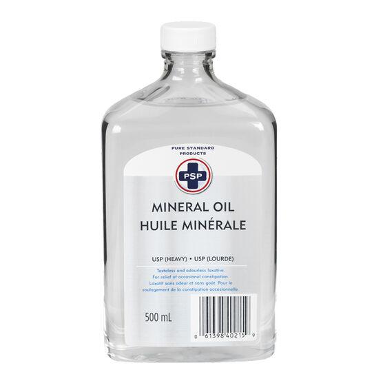 PSP Mineral Oil Heavy - 500ml