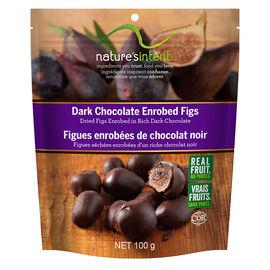 Nature's Intent Dark Chocolate Figs - 100g