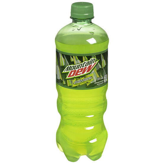 Mountain Dew - Citrus Charge - 591ml
