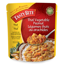 Tasty Bite Thai Vegetable Peanut - 285g