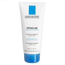 La Roche-Posay Effaclar Gel Purifying Foaming Gel - 200ml