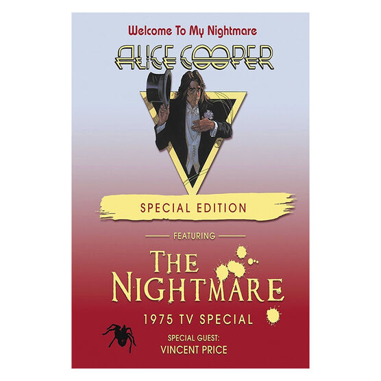 Alice Cooper - Welcome to My Nightmare - DVD