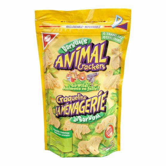 Christie Barnum Animal Crackers - 225g