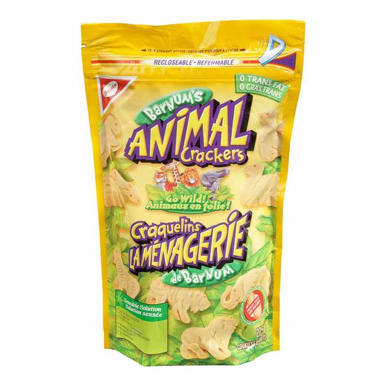 Christie Barnum Animal Crackers - 225g | London Drugs