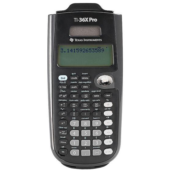 T.I. 36X Pro Scientific Calculator - TI36XPRO