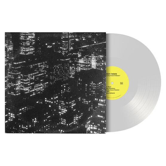 Timber Timbre - Sincerely, Future Pollution (Deluxe Edition) - Vinyl