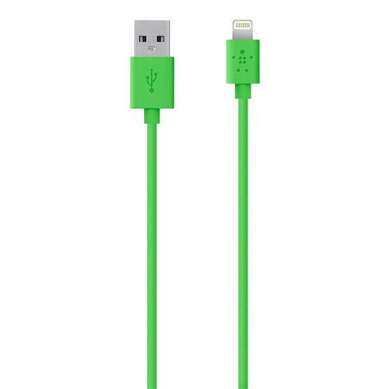 Belkin Lightning to USB Cable - Green - F8J023BT04GRN