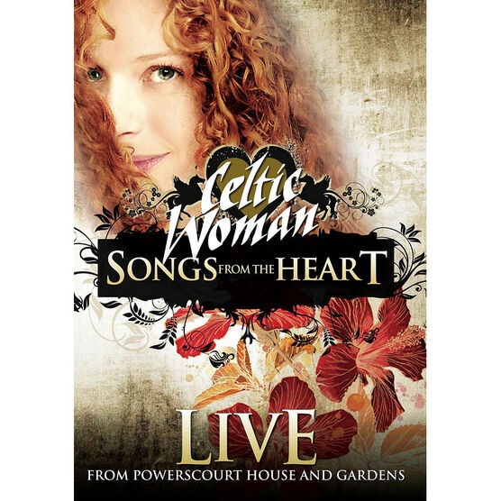 Celtic Woman: Songs From The Heart - DVD