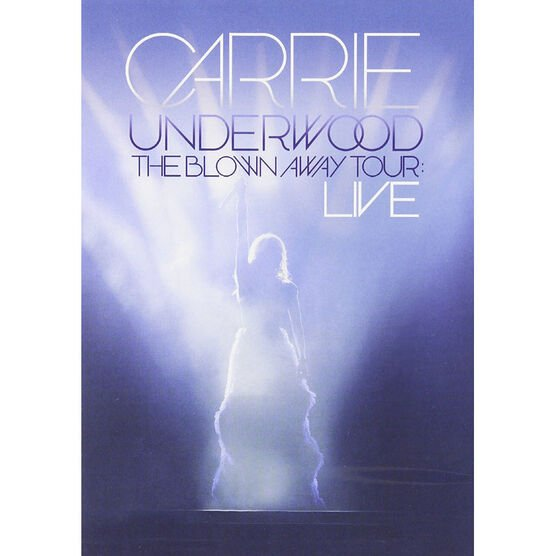 Carrie Underwood - The Blown Away Tour: Live - DVD