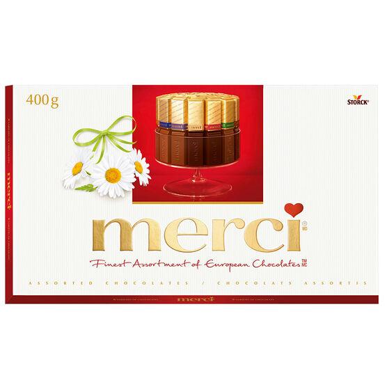Merci Spring Chocolates - Assorted - 400g