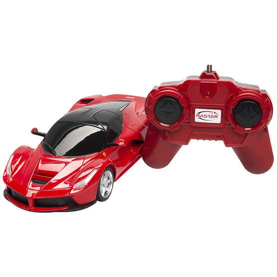Cobra RC 1:24 Ferrari - LA Ferrari - Red/Yellow - 924890