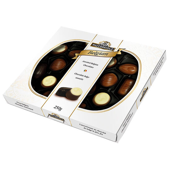 Waterbridge Belgian Chocolates - 250g