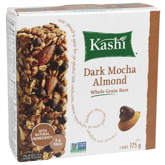 Kashi Chewy Bar - Dark Mocha Almond - 175g