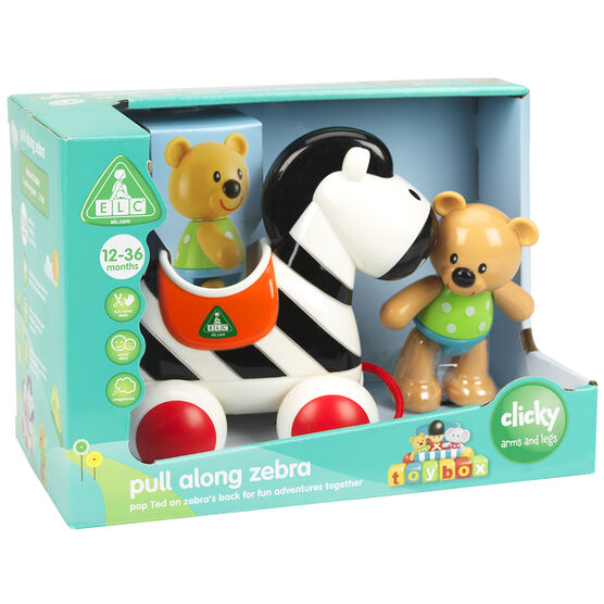 Toy Box ELC Animal Vehicle - Assorted