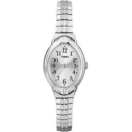 Timex Cavatina Watch - Silver - T2N981GP