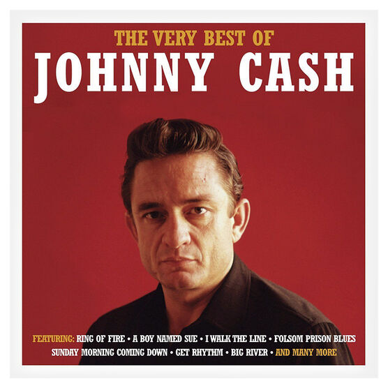 Johnny Cash - The Very Best of Johnny Cash - 3 CD