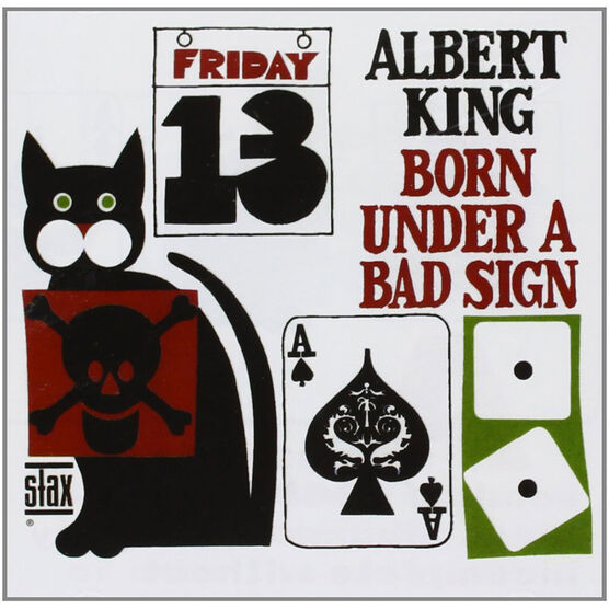 Albert King - Born Under A Bad Sign (Stax Remastered) - CD