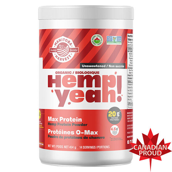 Manitoba Harvest Hemp Pro 70 - 454g