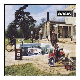 Oasis - Be Here Now (Remastered) - Vinyl