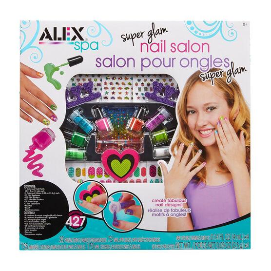 Alex Super Glam Nail Salon