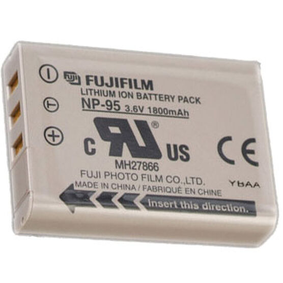 Fuji NP-95 Rechargeable Li-Ion Battery