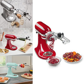 KitchenAid Spiralizer Plus Attachment - KSM2APC