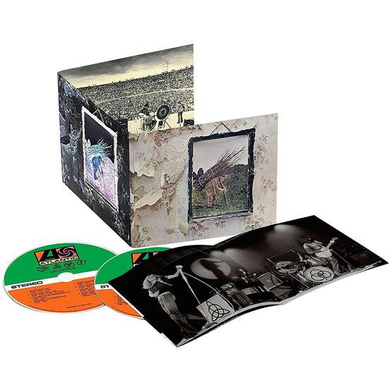 Led Zeppelin - IV Remastered - CD
