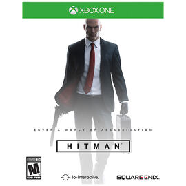 Xbox One Hitman