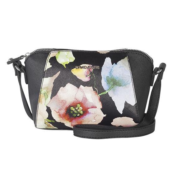David Jones Floral Crossbody Bag - Assorted