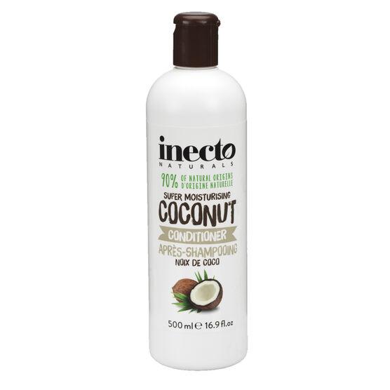 Inecto Naturals Super Moisturising Coconut Conditioner - 500ml