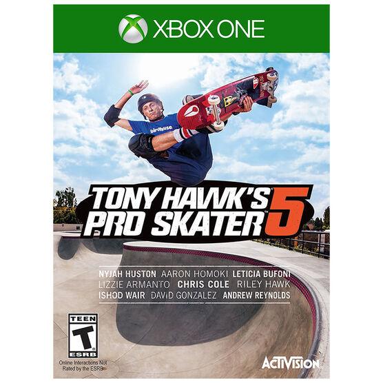 Xbox One Tony Hawks: Pro Skater 5