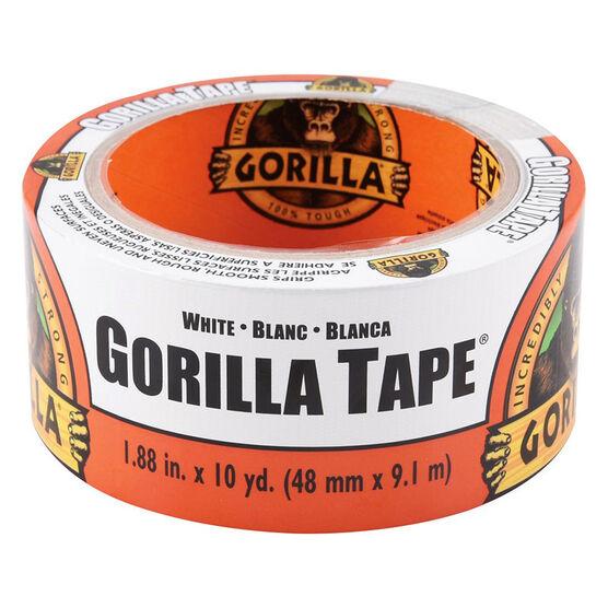 Gorilla Tape - White - 10yds
