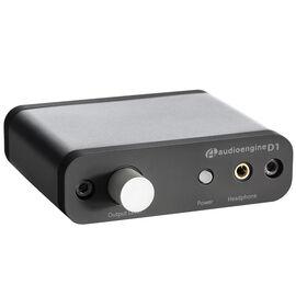 Audioengine D1 24-Bit Computer Interface - Grey/Black - AD1