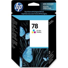 HP 78 Original Ink Cartridge - Tri-Color - C6578DN#146