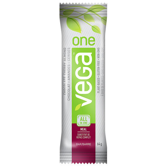 Vega One Bar - Chocolate Cherry Almond - 64g