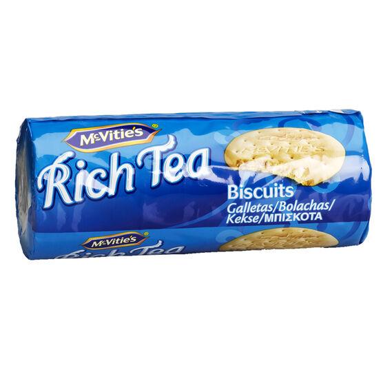 McVitie's Rich Tea Biscuits - 200g