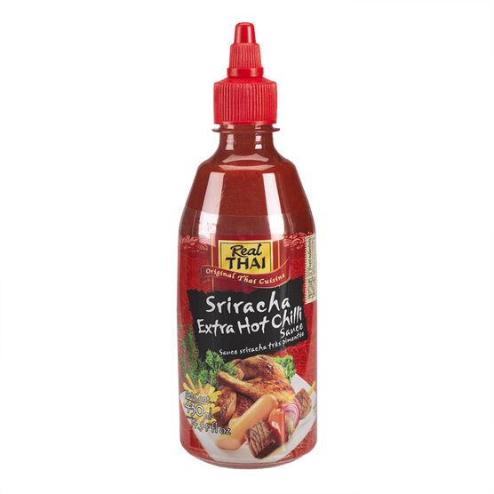 Real Thai Sriracha Sauce - 430ml
