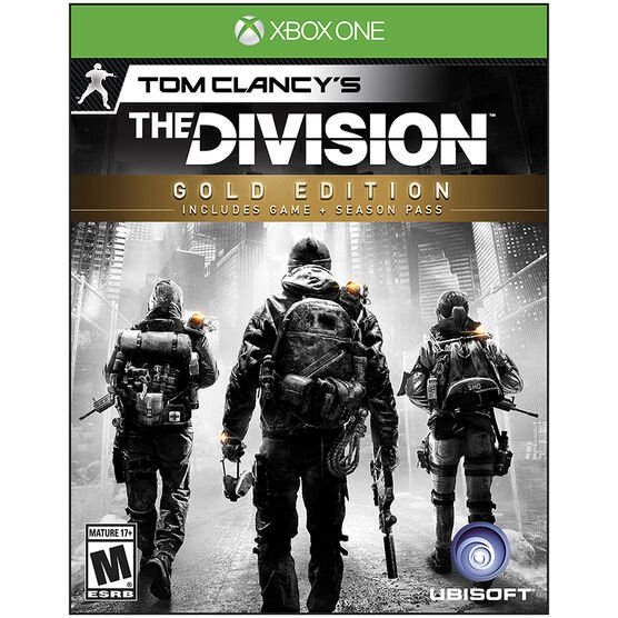 Xbox One Tom Clancy's The Division: Gold Edition