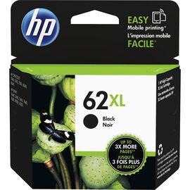 HP 62XL High Yield Original Ink Cartridge - Black - C2P05AN#140